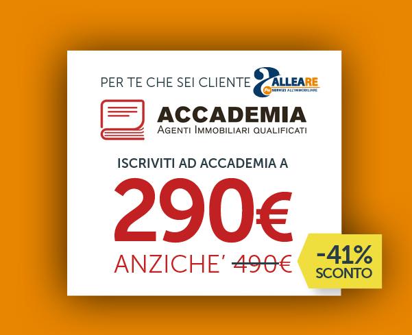 Promozione Accademia e casa.it